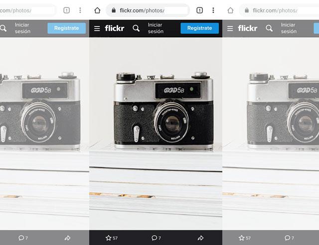 Descargar Fotos Flickr Android