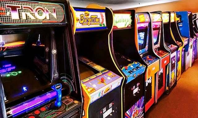 Descargar juegos de máquinas recreativas de los 90