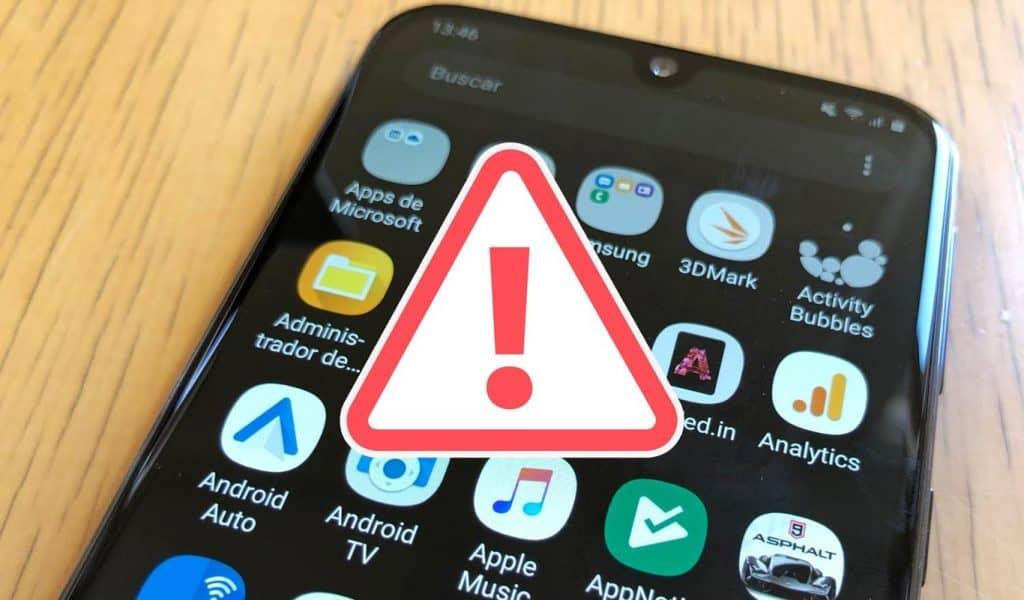 Solución a se cierran las aplicaciones solas android Error de Apps