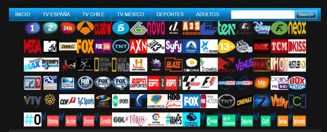 canales y programas de vercanalestv